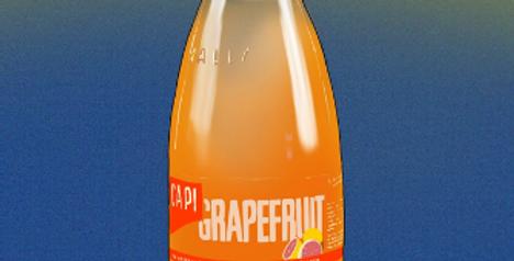 CAPI GRAPEFRUIT SODA          - 250mL