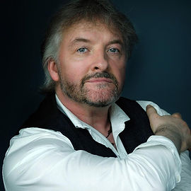 Photo of John Connolly award winning Irish writer.