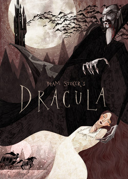 Dracula cover contest winner