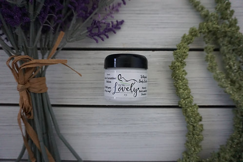 Whipped Body Butter 2oz