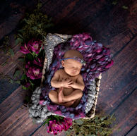 Precious Newborn Baby