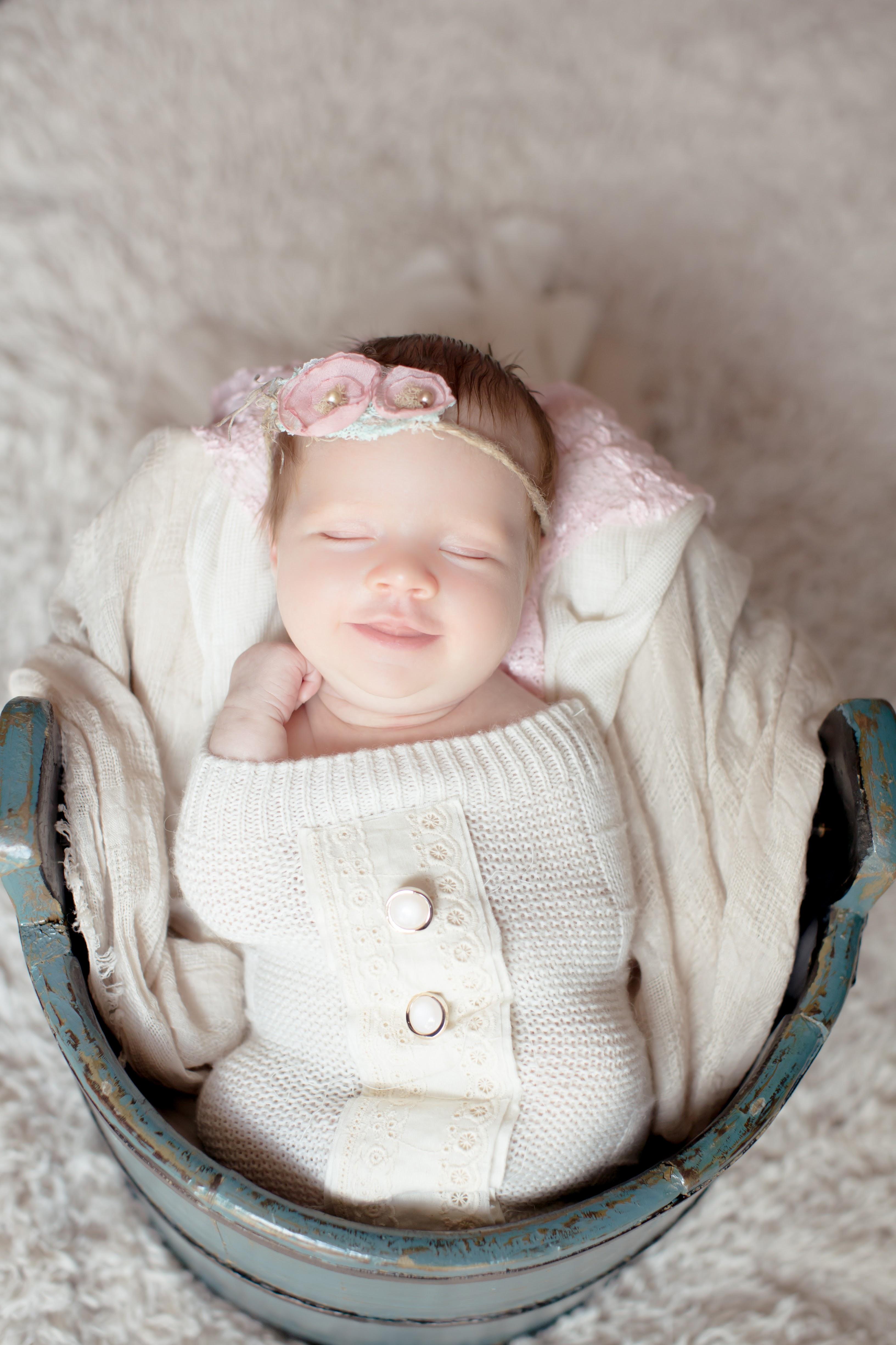 Newborn baby picture