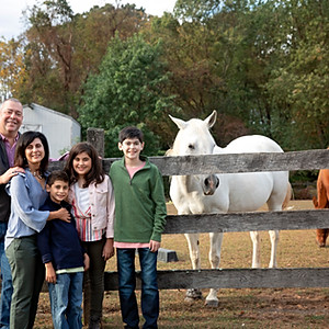 Barret Family