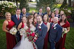 Wedding at Wyndridge Farms