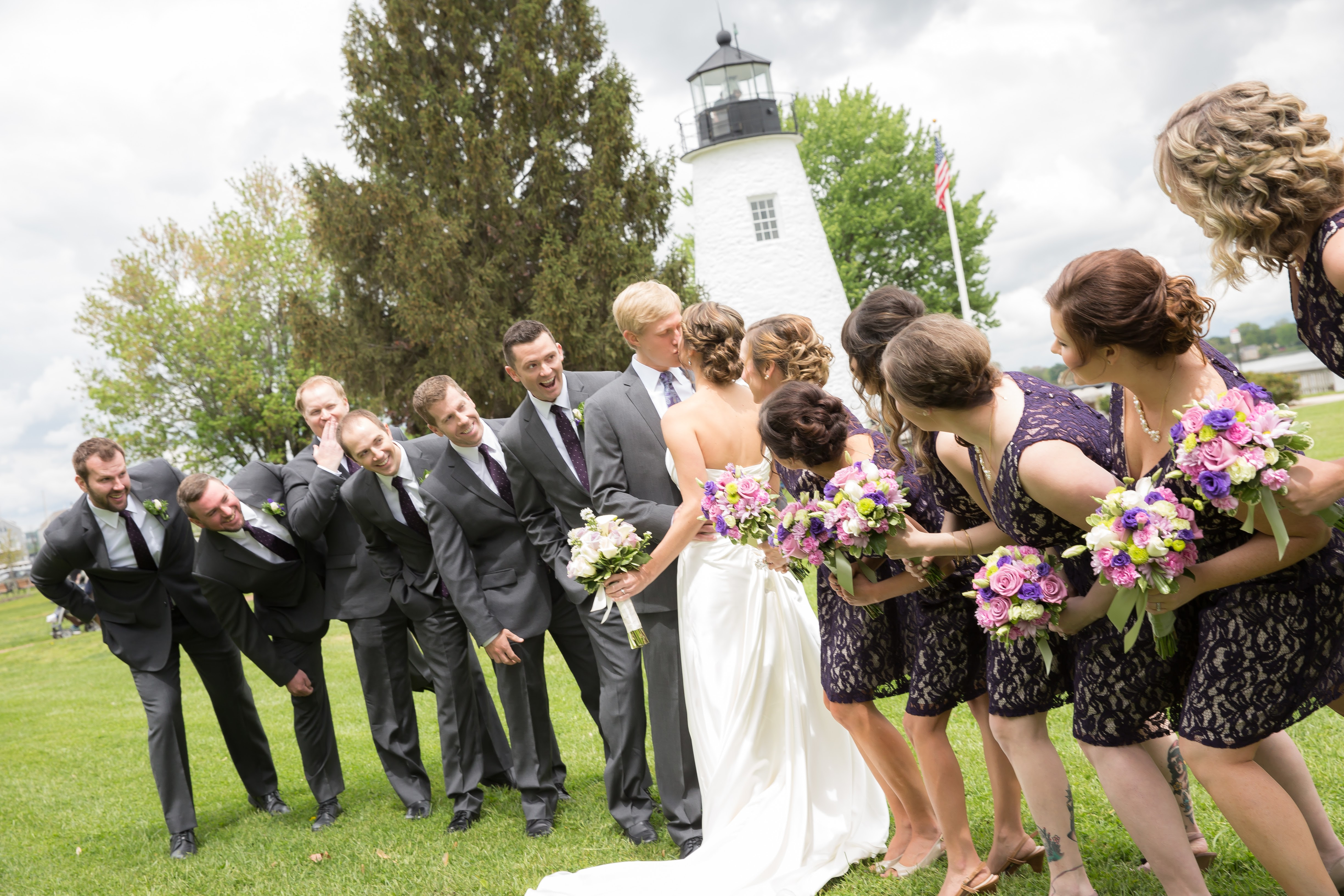 Vandiver Inn wedding havre de grace