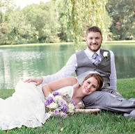 Wedding photo taken at Pond View in White Hall, MD