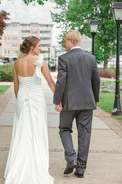 Vandiver Inn wedding havre d