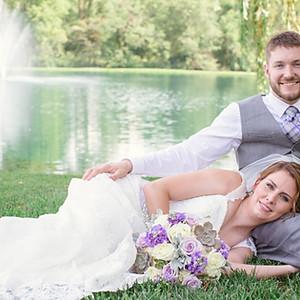 Nichol & Micah Wedding (Pond View Farms)