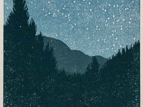 Starlit Lochan