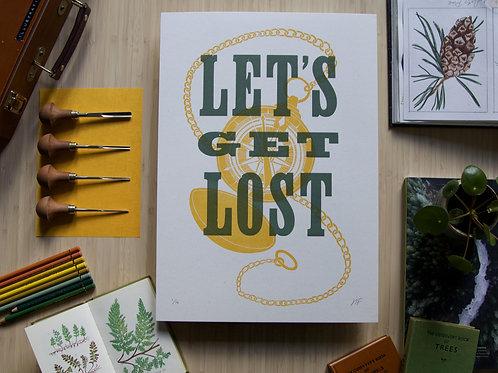 Let's Get Lost ↠ A3