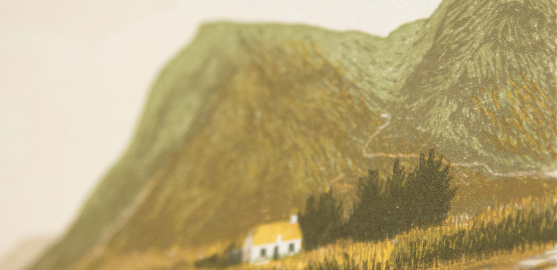 A House In The Mountains - Hannah Farthing