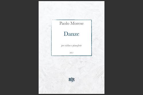 Danze | Paolo Morese