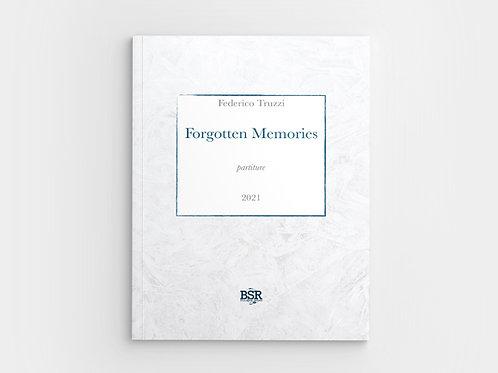 Forgotten Memories | Federico Truzzi