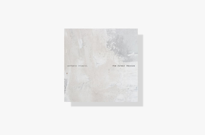 The Silent Session Triptych | Raffaele G