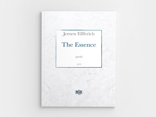 The Essence | Jeroen Elfferich