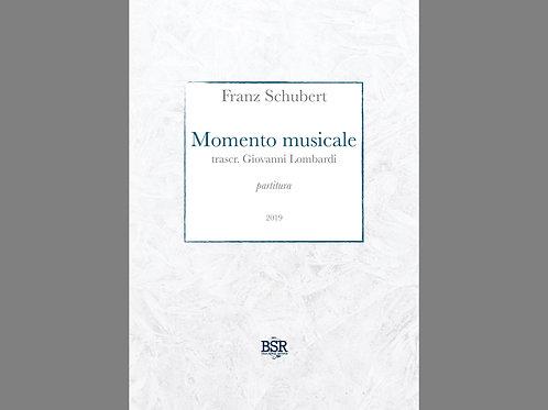 Momento Musicale | Franz Schubert / Giovanni Lombardi