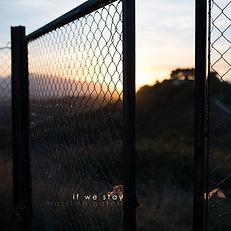 Massimo Natali - If we stay - copertina.