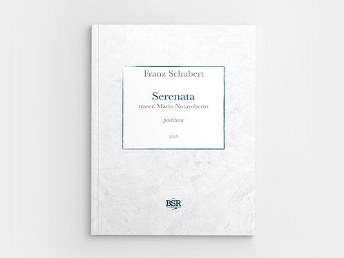 Serenata | Franz Schubert / Mario Notaroberto