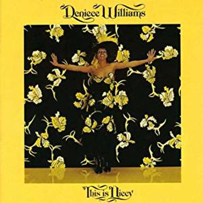 Deniece Williams This Is Niecy [USED 1st PRESSING MINT CD]