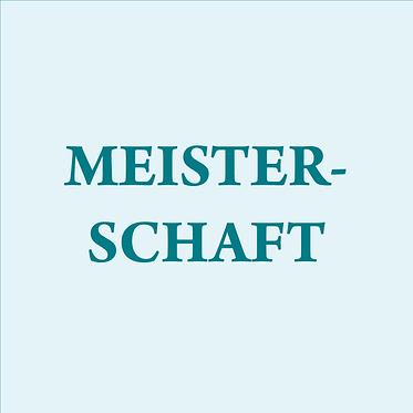 MEISTERSCHAFT