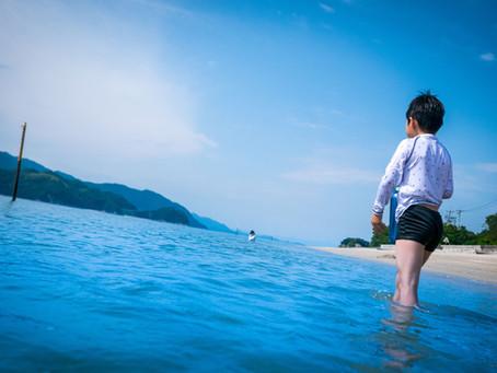 プライベート海開き