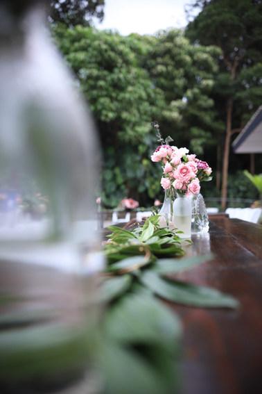 Floral Wedding Centerpieces