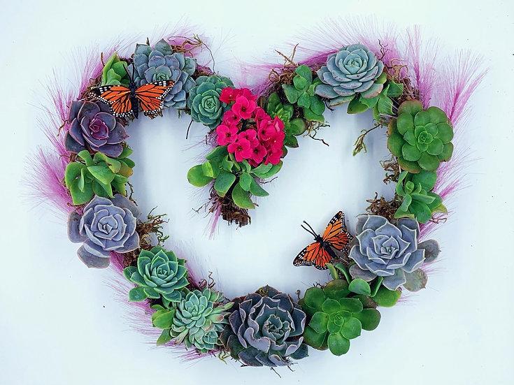 Heart Wreath PRE-ORDER