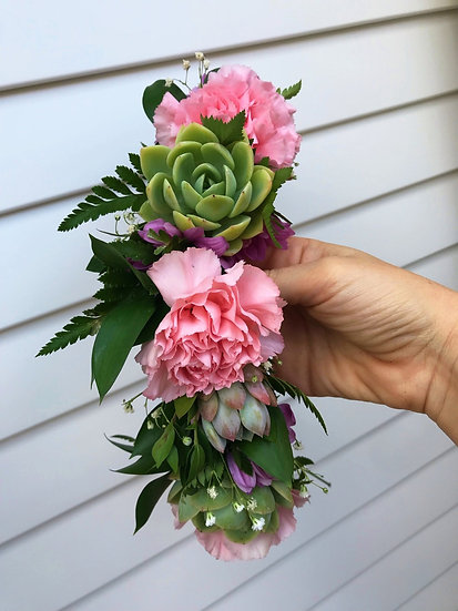 Custom Succulent Flower Crown
