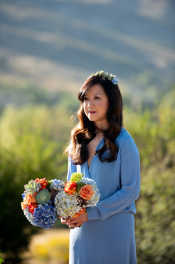 Wedding Bouquets & Maid of Honor Crown