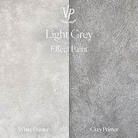 Effect paint - Light Grey