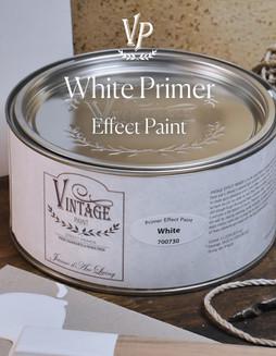 Effect primer for effect paint - White 1