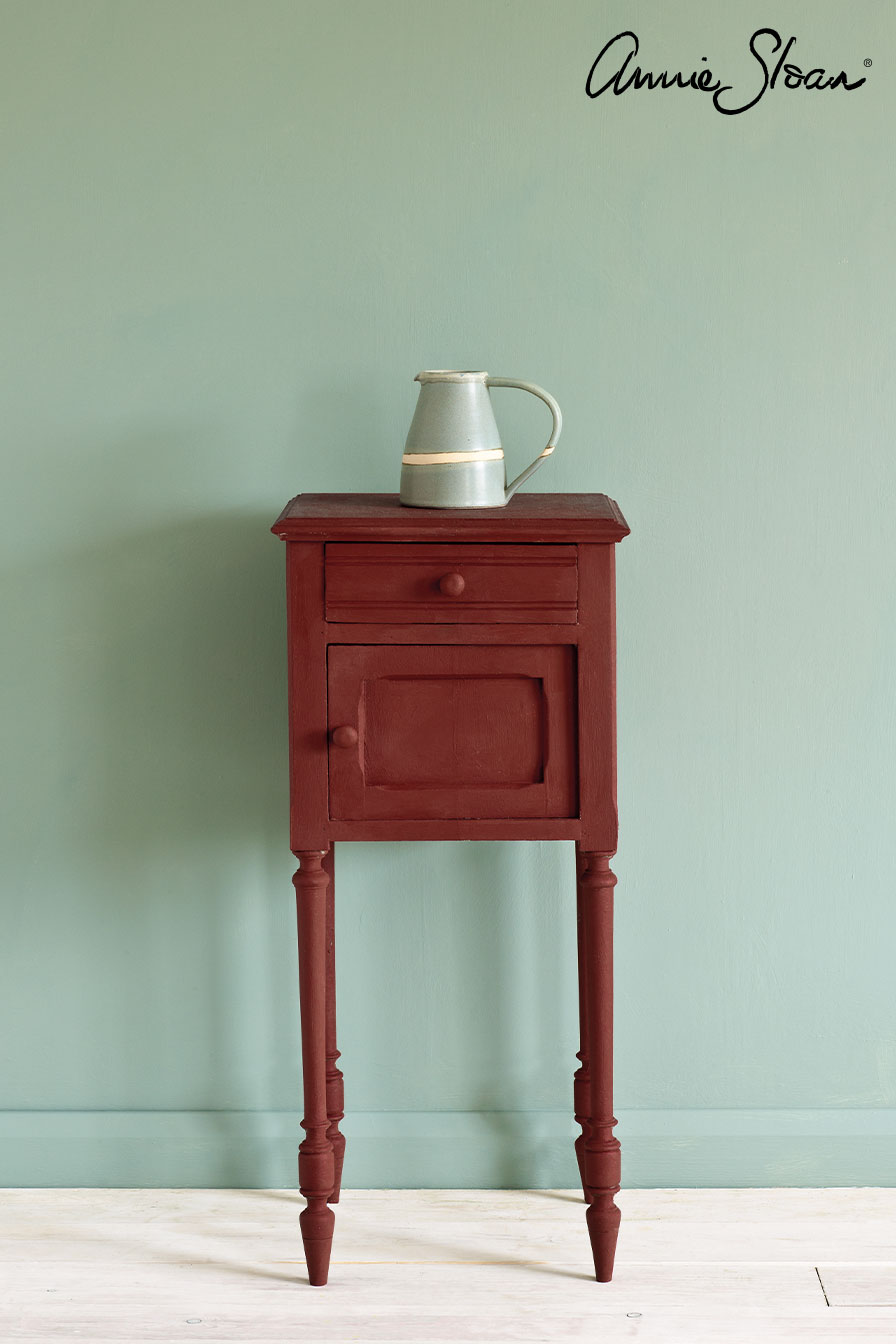 Primer-Red-side-table,-Wall-Paint-in-Duc