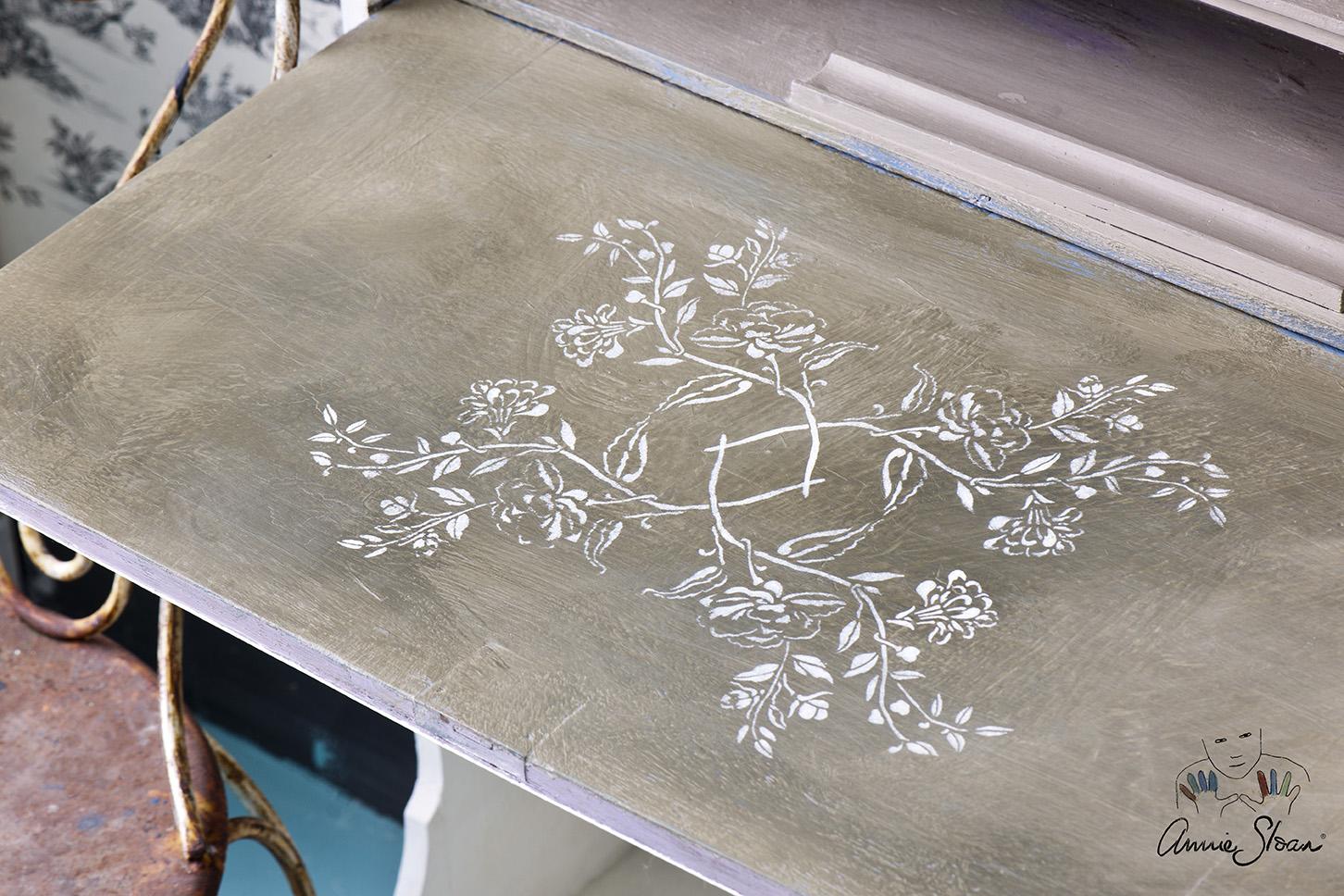 Stencil ANTHEIA