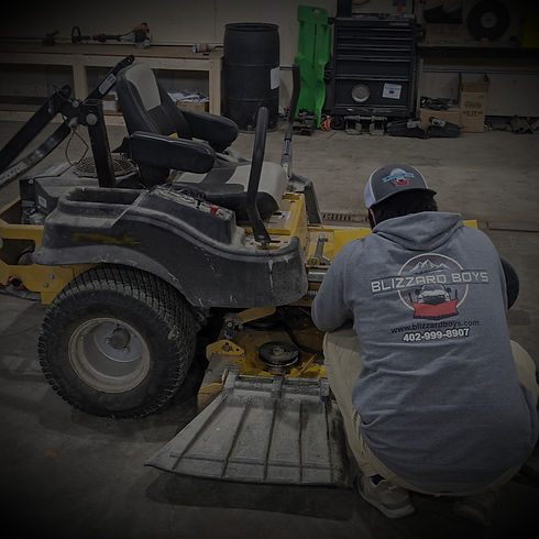 Blizzard Boys Small Engine & Plow Repair Services in Omaha, NE