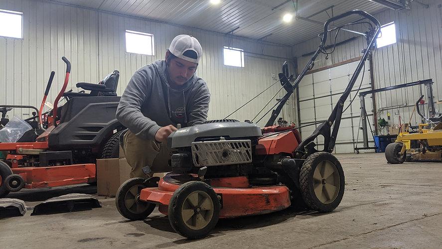 Small Engine Repair in Omaha, NE