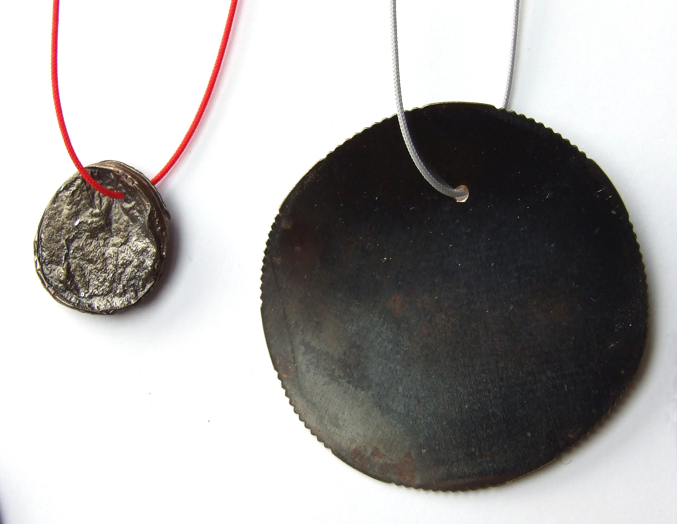 2 Coins closeup
