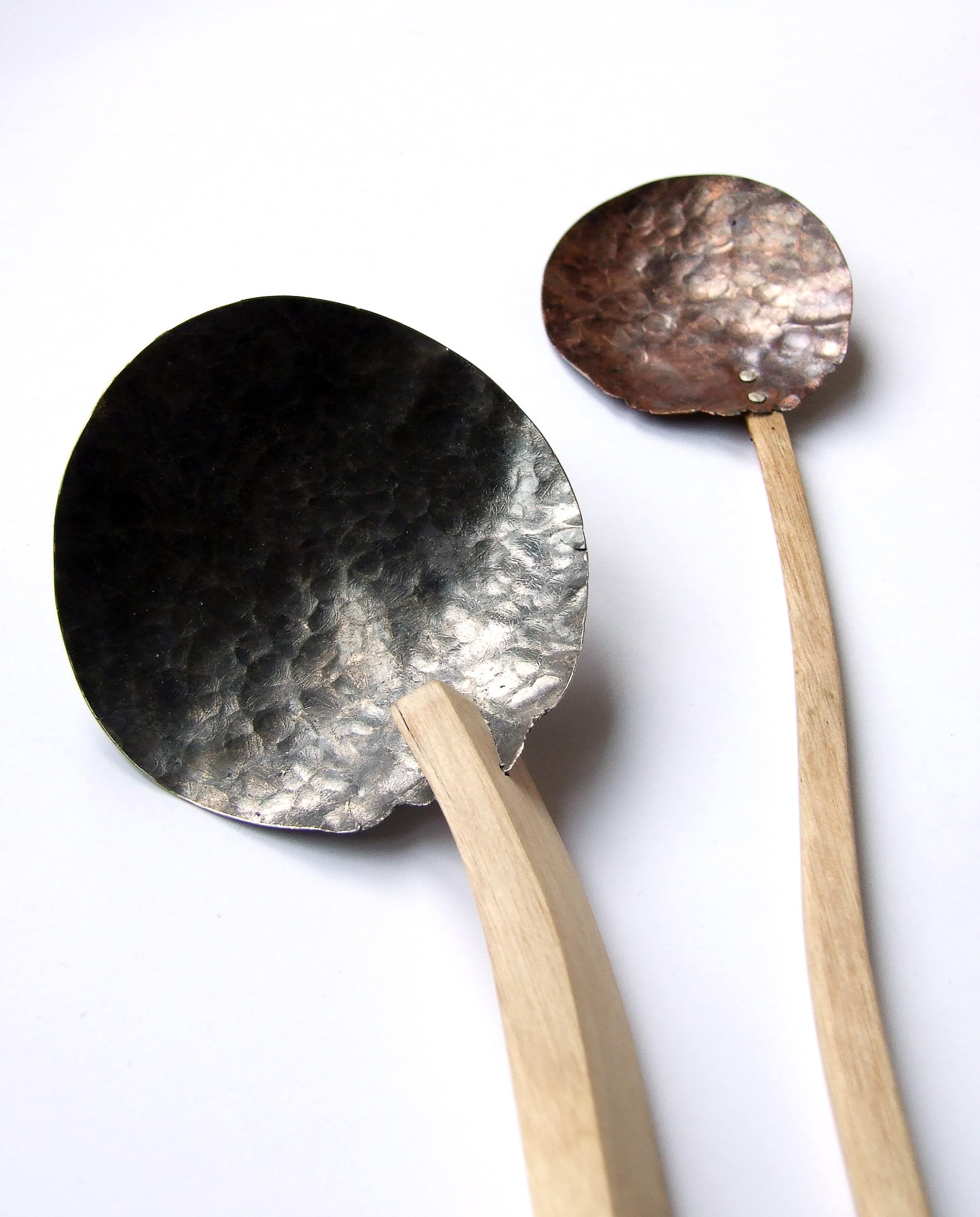 Spoons Closeup