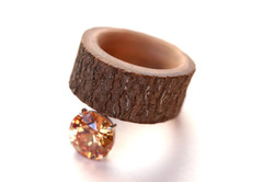 wooden ring 1