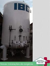 Novas instalações de oxigênio.JPG