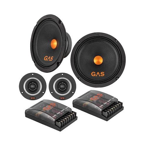 """Componentes Pro GAS Audio PSCF62 6.5"""" 60rms 120W"""