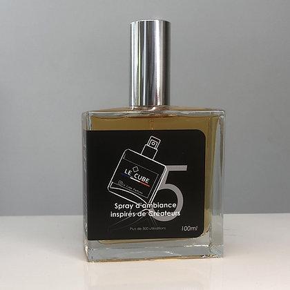 Le Cube Spray pour Lui n°5 - Inspiration olfactive HUGO de HUGO BOSS