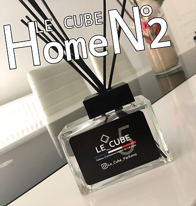 Le Cube Home pour Elle n°2 - Inspiration olfactive LA VIE EST BELLE de LANCÔME