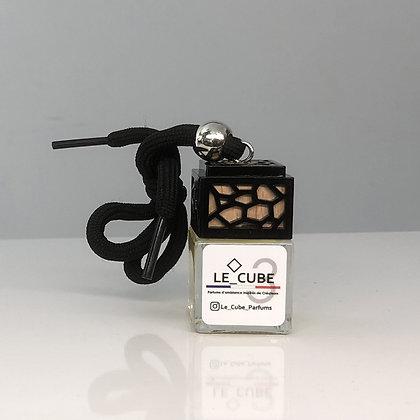 Le Cube pour Elle n°3 - Inspiration olfactive CHANEL N°5
