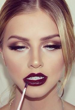 Zuii Organic Cranberry Lipstick