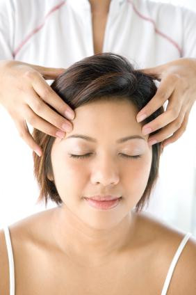 Massage The Scalp For Health