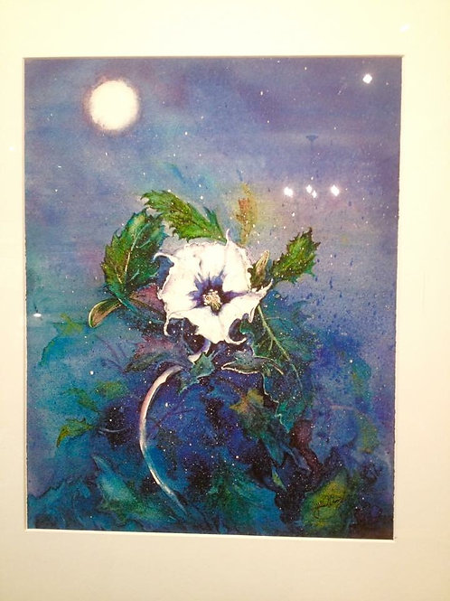 Watercolor Giclee Print