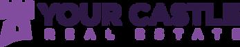 YCRE logo color lettering on white backg