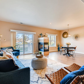 Exceptional Large Corner Townhome Across from Park & Open Space!