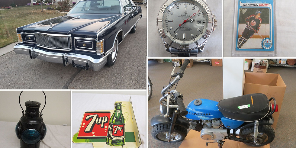 October 21st Timed Specialty Online Auction Sale
