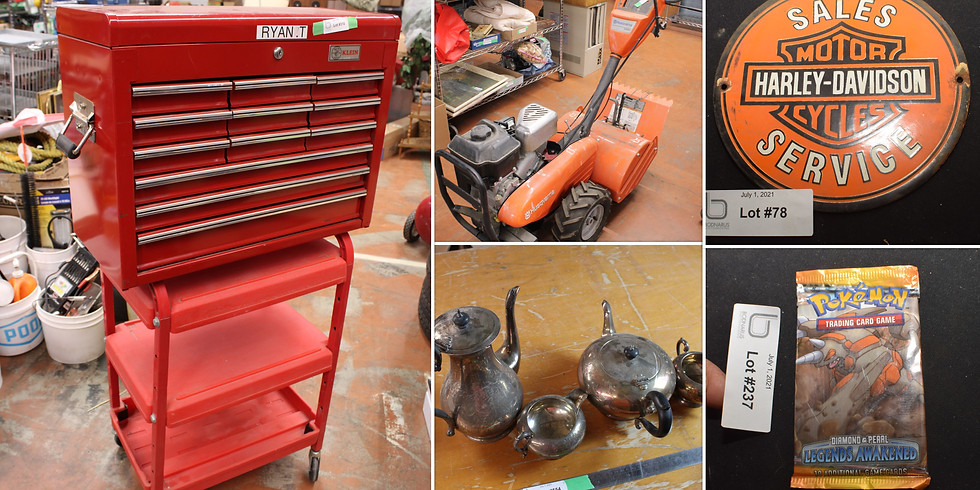July 1st Canada Day Classic TIMED ONLINE Auction Sale